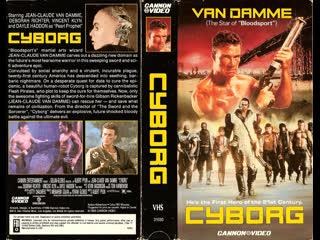 Киборг / cyborg 1989 гаврилов vhs 1080p