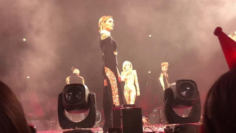 Полина Гагарина на Big Love Show 2020 Ангелы в танце Смотри Milagros Mi