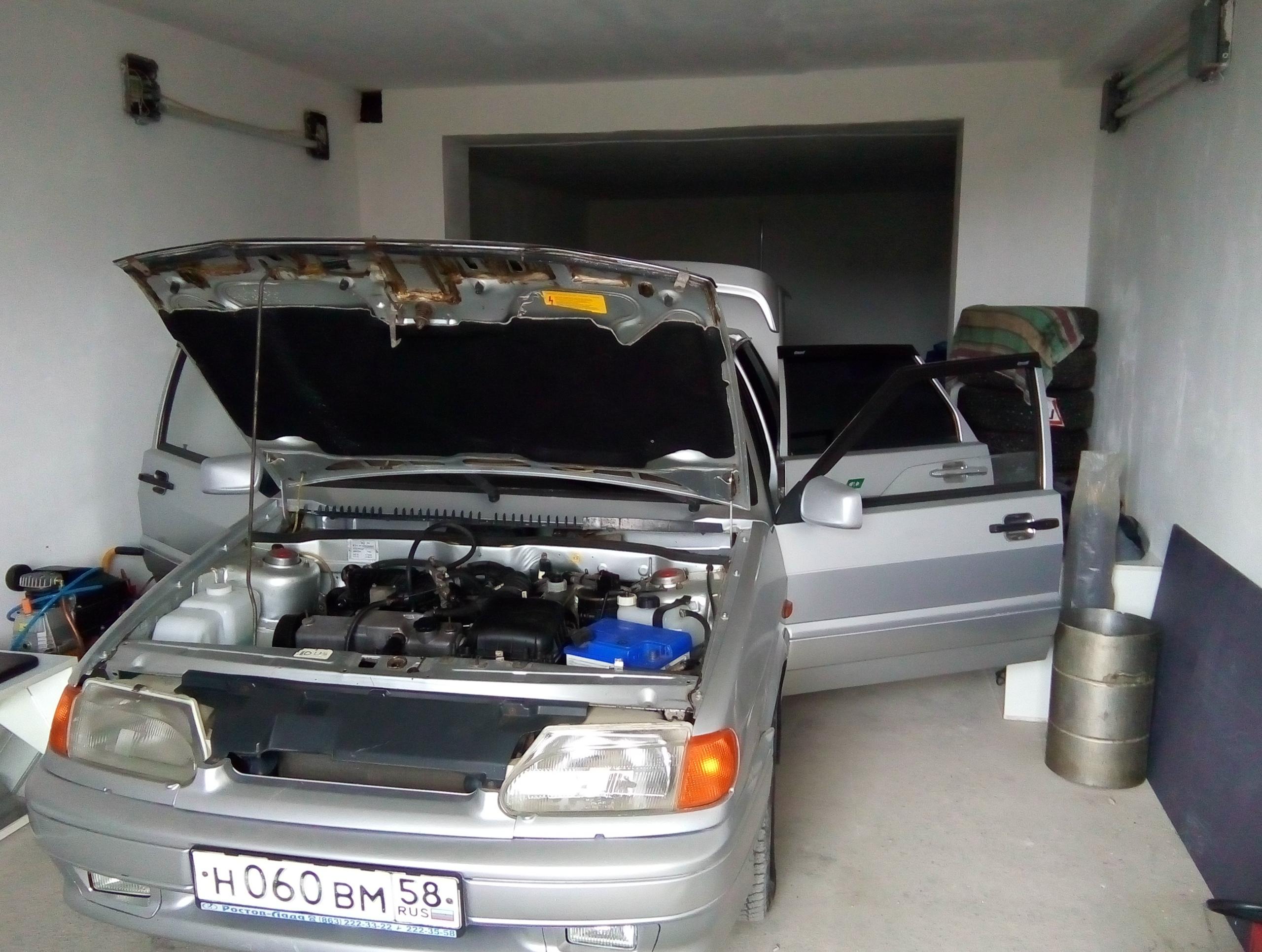 Антикоррозийная обработка кузова автомобиля в Симферополе