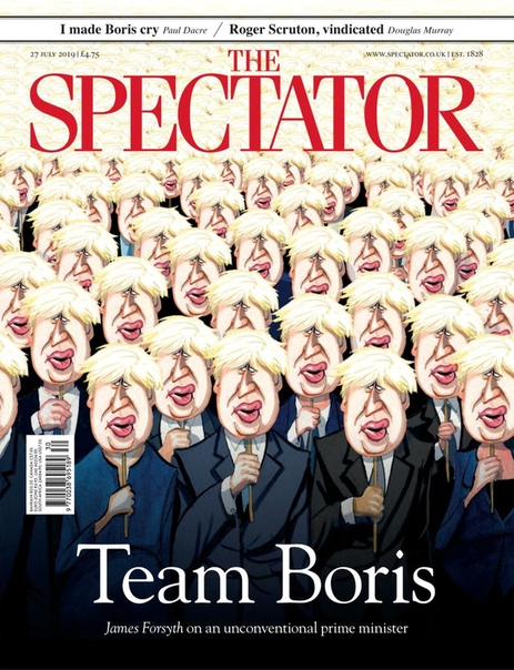 The Spectator – July 27, 2019