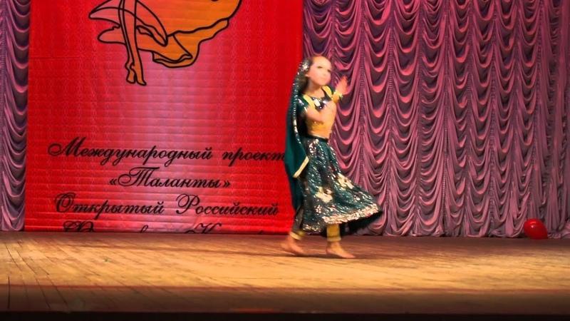 Студия танца Майя индийский танец Chane ke Khet