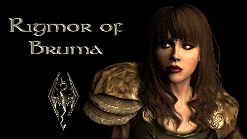 Skyrim Special Edition - Ригмор из Брумы 3[Жители Вайтрана]