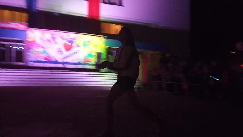 Катя.Новый танец.14.09.19