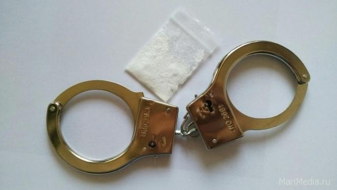 """Полицейские задержали наркодилера с крупной партией """"синтетики"""""""