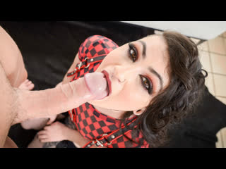 Lydia Black - Young Brunette Blowjob And Anal POV |  All Sex Anal POV Big Ass Blowjob Doggystyle Brazzers Porn Порно