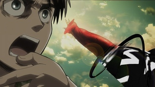 Eren finally learns how to control his drip