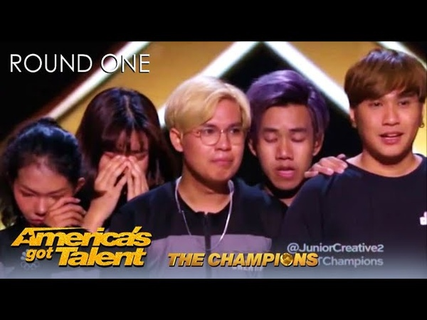 Junior Creative Myanmars Got Talent Winners WOW America With Touching Act | AGT Champions 2020
