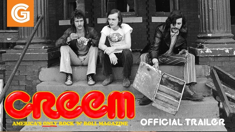 Creem America's Only Rock 'N' Roll Magazine Official Trailer