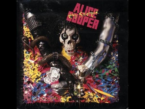 A̲lice Co̲o̲per Hey Sto̲o̲pid Full Album 1991
