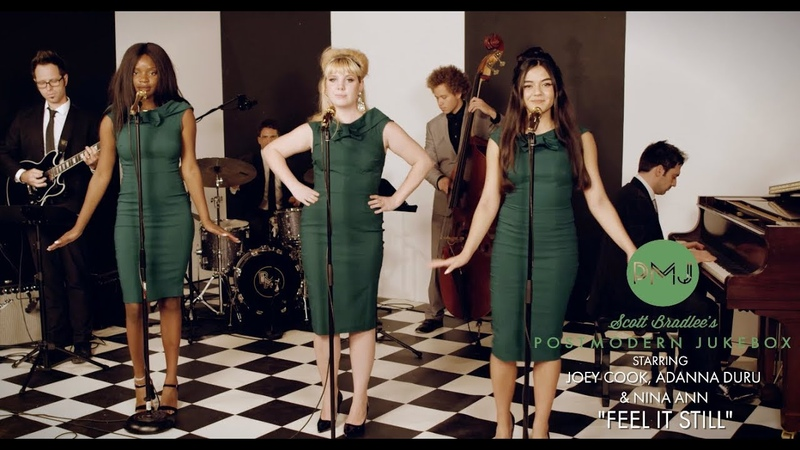 Feel It Still Portugal The Man '60s Mr Postman Style Cover ft Joey Adanna Nina Ann