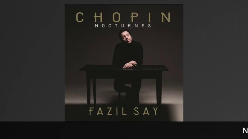 Fazıl Say - Chopin: Nocturne No.20, in C Sharp Minör (Lento con gran espressione) Op. posth B.49