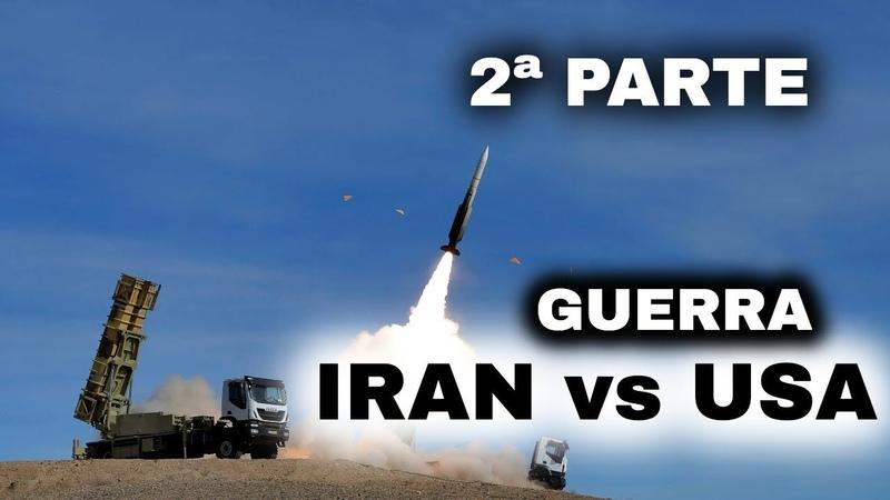 IRAN vs USA 2ª PARTE misiles y tropas listos TRUMP DOBLA LA AMENAZA