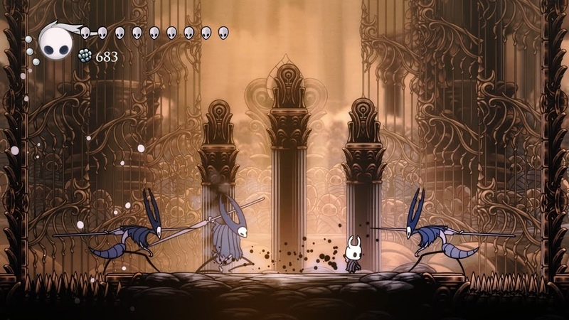 Hollow Knight Sisters of Battle Radiant Difficulty Nail Only No Damage