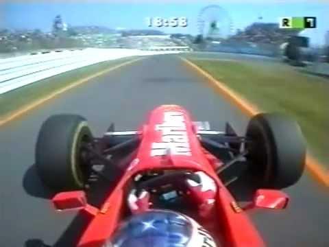 1997 Japanese Grand Prix Suzuka M.Schumacher onboard