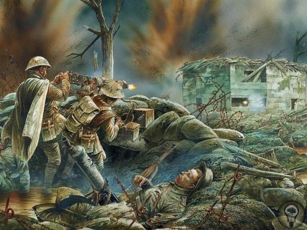 Тайна исчезновения британских солдат Норфолкского полка Загадочное исчезновение солдат Норфолкского полка в годы Первой мировой войны превратилось в настоящую легенду и было отражено в массовой