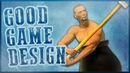 Good Game Design Getting Over It With Bennett Foddy