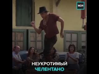 Самый сочный отрывок из фильма «Укрощение строптивого» с Адриано Челентано — Москва 24