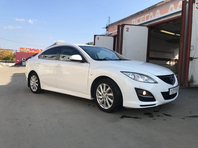 Купить надёжный авто Mazda 6 вотличном | Объявления Орска и Новотроицка №9734