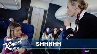 Emily Blunt Presents A Quiet Plane