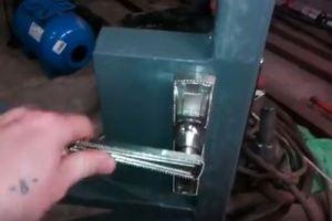 Калитка из металлопрофиля своими руками – схема + порядок выполнения работы, изображение №53