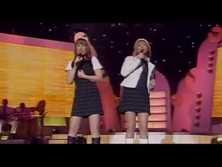 Татьяна Иванова и Алёна Апина   ___   Пойдём Со Мной   (  Full HD Песня Года 2004  )