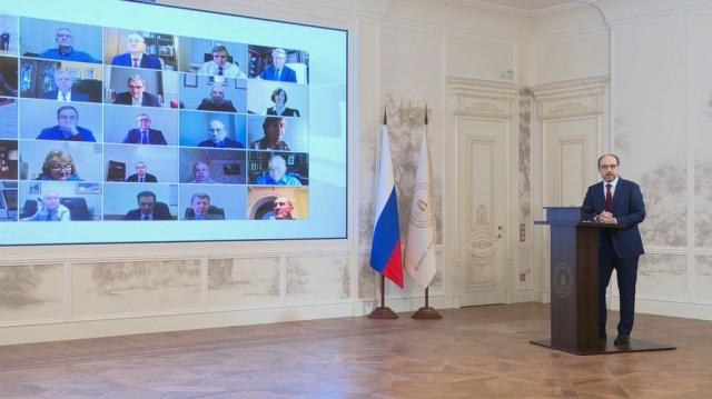 Состоялось юбилейное Всероссийское экономическое Собрание