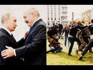 Срочно! Путин в шоке – они восстали. ОМОН озверел – уже началось. В центре БТРы – снесли!