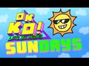 OK KO Rad's Alien Sickness - Mira Ong Chua mini-commentary with Ian and Geneva Hogson
