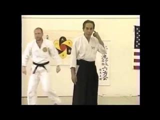 Daito Ryu Roppokai Isshun ni Kimeru Aiki - En kara Ten ni kiwamu matta Fure Aiki no Jitsuen