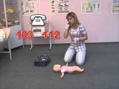 7 Проведение сердечно лёгочной реанимаци у новорождённых
