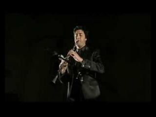 Şükrü Tunar'ın klarneti 46 yıl sonra ilk kez Serkan Çağrı'da