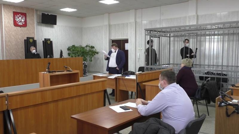 Шикарная речь адвоката Опустил следака суд дорогов ян