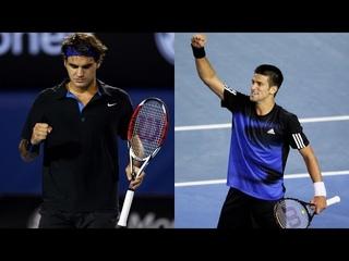 Roger Federer vs Novak Djokovic Australian Open 2008 Semifinals | Full Match (HD)
