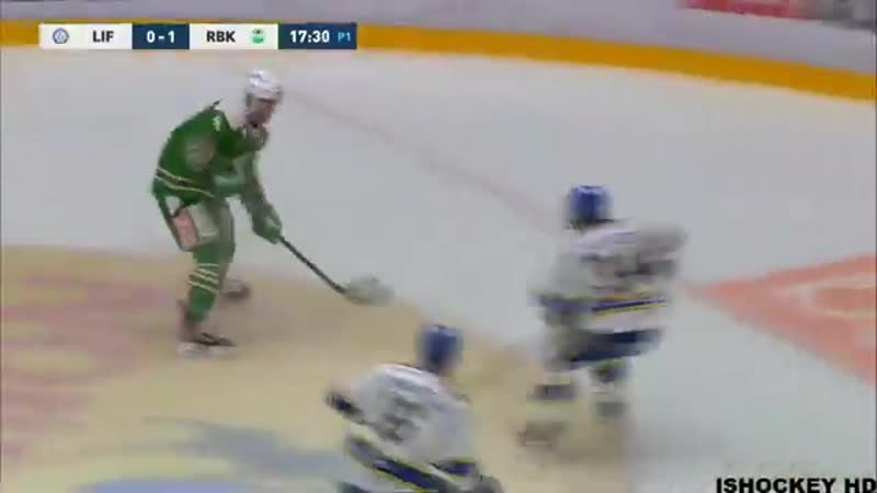 Leksands IF Rögle BK HIGHLIGHTS