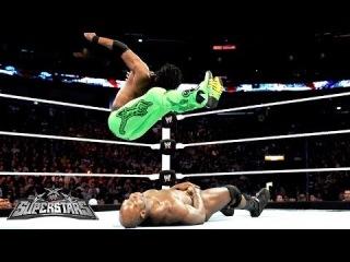 Kofi Kingston vs. Titus O'Neil: WWE Superstars, April 10, 2014