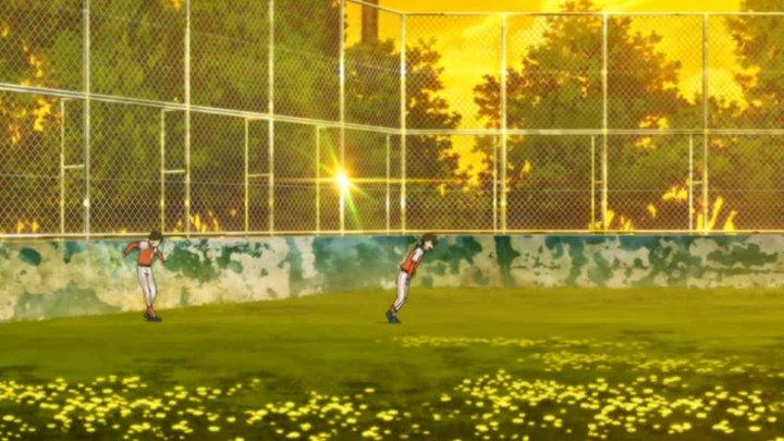 Мэйджор Мяч дружбы Major Yuujou no Winning Shot