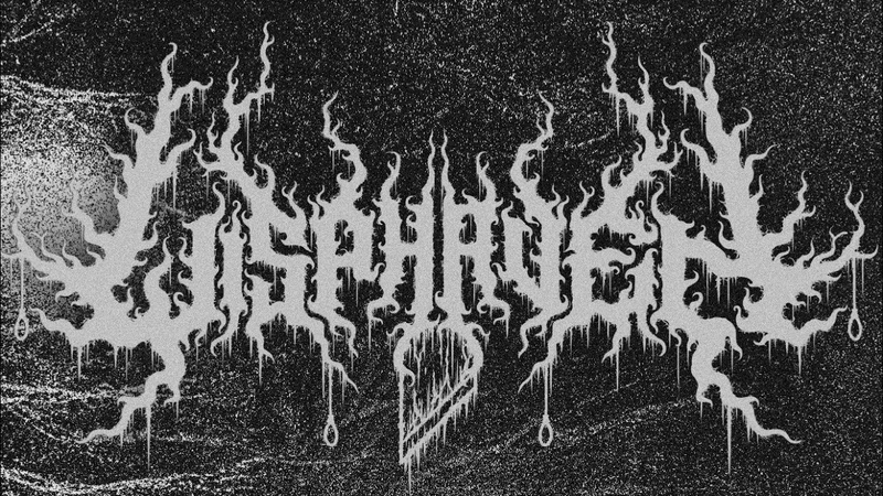 Wisphaven - Sequestered In Black (Official Music Video) - Raw Depressive Black MetalAmbient (USA)