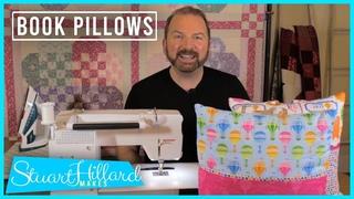 Stuart Hillard Makes... Book Pillows