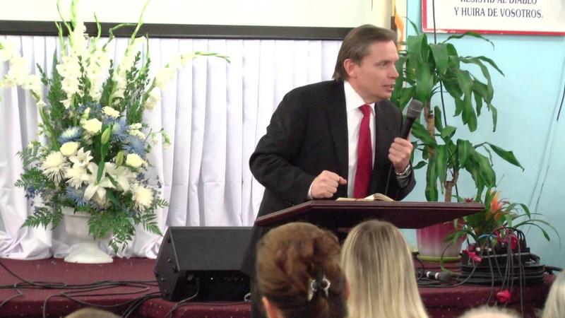 Надежда есть**Бог Иакова каков Он ** 1ч А Штеле проповедь семинар