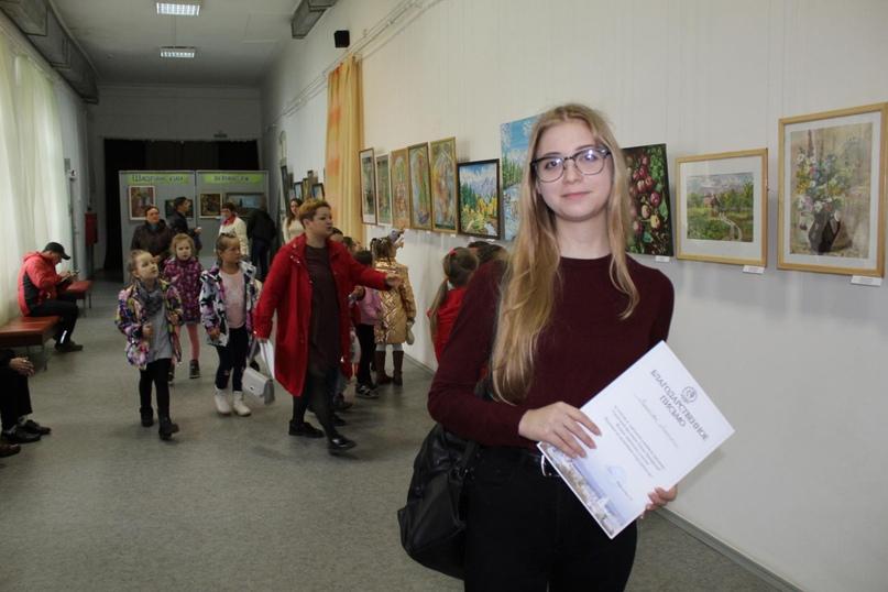 Выставка «Шадринский вернисаж 8», 2018 г.