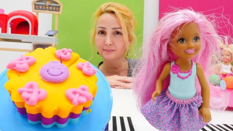 Barbie ile kız oyunları Özge'nin kafesi En güzel bölümleri