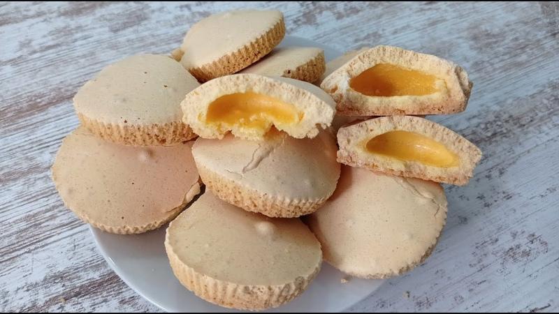 NUR 2 Zutaten OHNE Mehl und Butter Diese leichte Kekse werden Ihnen gefallen 33