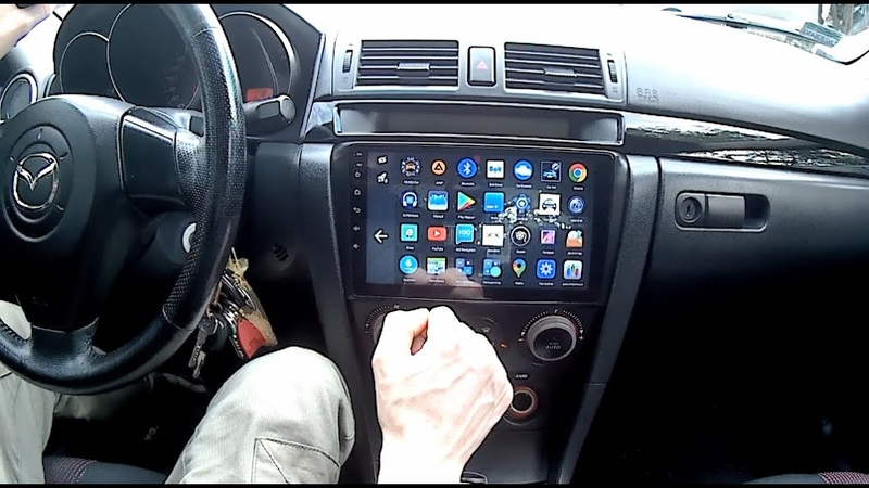 Android магнитола 9 дюймов Для Мазда 3 Стоит ли покупать Отзыв после шести месяцев пользования