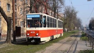 Калининградский трамвай 2019