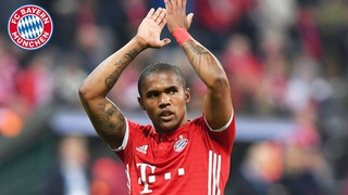 Welcome back, Douglas Costa!