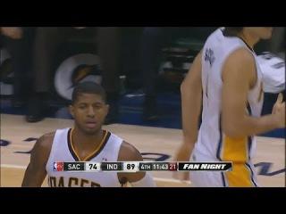 Sacramento Kings vs Indiana Pacers | January 14, 2014 | Full Game Highlights | NBA 2013-2014 Season