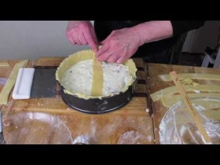 Pizza Rustica and Pastiera Napoletana (Italian Easter recipe)