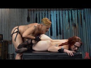 Fox Acecaria, Davey Faye - Deceit and Desire, Part 1 BDSM, Bondage, Lezdom, Strap-on, Dildo, Anal Play, Anal Fingering