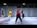 180825 NAVINCI Choreography Overzone SAAY @ 1997 DANCE STUDIO