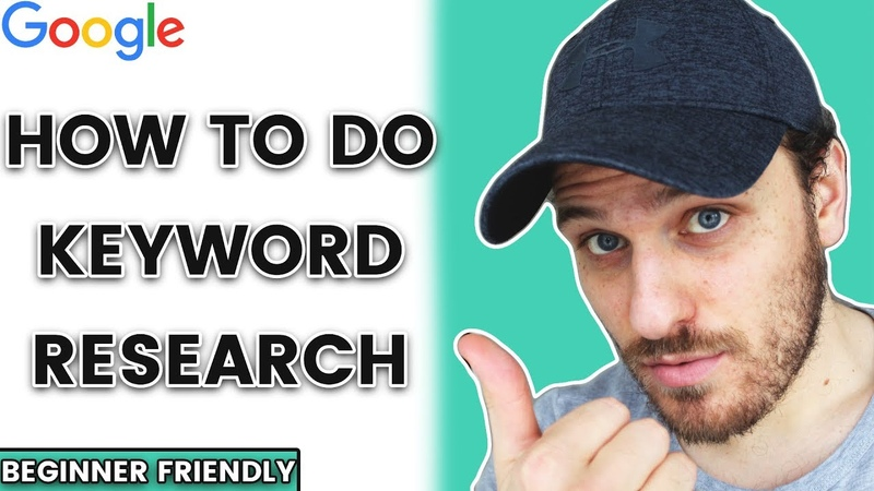 How To Do Keyword Research For Your Blog Posts Step By Step